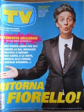 TV Sorrisi e Canzoni n°10 2009 Fiorello Mickey Rourke Pupo [D48]