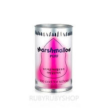 [TOO COOL FOR SCHOOL] Marshmallow Puff #Pink - 1ea