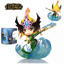 LEAGUE OF LEGENDS/ FIGURA NAMI 15 CM - LOL FIGURE THE TIDECALLER IN BOX 5,9""