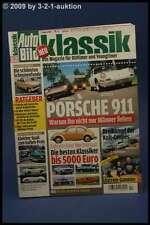 Auto Bild Klassik 2/07 Porsche 911 VW Käfer Extrem Samm