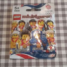 Lego minifigures team gb series (8909) unopened sealed