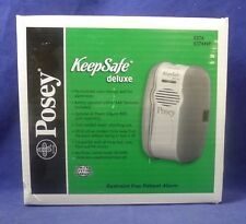 Posey Keep Safe Deluxe Restraint Free Patient Alarm 8374 New In Box