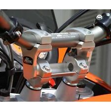 "Rox Speed FX 2"" Pivoting Riser 1 1/8"" Low Pro Dualsport BMW F800GS KTM 990"