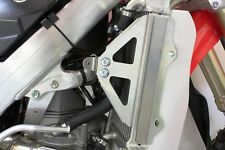 WORKS CONNECTION ALUMINUM RADIATOR BRACES FITS HONDA CR125 CR 125 05-07 18-057