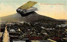 THE BIG BOOK ON LOOKOUT MOUNTAIN TENNESSEE WAR MUSEUM POSTCARD (c. 1910)