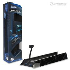 Hyperkin The Fort PS4 System Vertical Cooling Stand with 4-Port USB 3.0 Hub