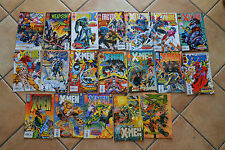 LOTTO 19 FUMETTO lingua inglese MARVEL COMICS X MEN  F74