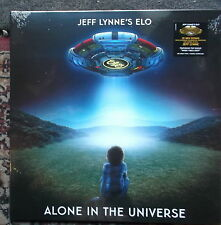 JEFF LYNNE'S ELO LP: ALONE IN THE UNIVERSE (2015, NEU; 180 GRAM; DOWNLOAD)