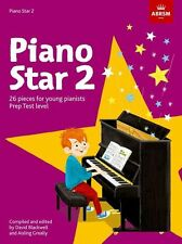 ABRSM Star Book 2 Learn to Play Tunes Beginner Easy Tutor Lesson PIANO MUSIC