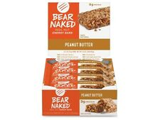 Keebler Bear Naked Peanut Butter Nut Energy Bars