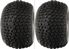 Pair 2 CST C829 22x11-8 ATV Tire Set 22x11x8 Knobby 22-11-8