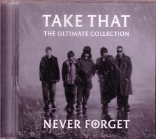take that  the ultimate collection never forget