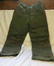 WWII AAF US ARMY AIR FORCE FLYING TROUSERS PANTS TYPE A-8 SIZE 36