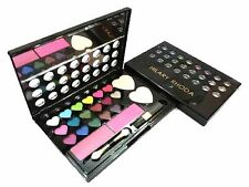 HILARY RHODA 18 EYESHADOW 2 BLUSH & 2 FACE POWDER MAKEUP KIT-NO-1485