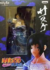 NARUTO DXF UCHIHA SASUKE SHINOBI RELATIONS Vol. 2 BANPRESTO FIGURE NEW NUEVA