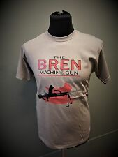 New Limited Edition - Bren Gun T-Shirt  M / L / XL All sizes