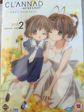 CLANNAD AFTER STORY PART 2 ~ Japanese Animated Manga / Anime  | UK DVD