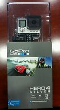GoPro HERO4 SILVER w/ Touch Screen LCD Waterproof Housing Brand New