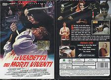 LA VENDETTA DEI MORTI VIVENTI - DVD (NUOVO SIGILLATO) 1973