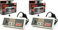 2 NEW TTX CLASSIC CONTROLLERS FOR NINTENDO NES 8 BIT SYSTEM CONSOLE CONTROL PAD