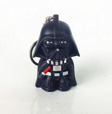 NEW Star Wars Darth Vader Light Up LED With sound Keyring Keychain USYS207