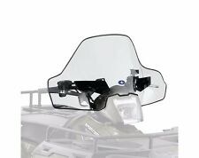 "Polaris Sportsman Lock and Ride Windshield Mid 15.5"" tall Smoke 2878388"