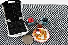Re-ment Meal Waffle Breakfast Miniature Food New Dollhouse Accessories 1/6 Scale