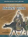 The History and Activities of Ancient China (Hands-on Ancient History)-ExLibrary