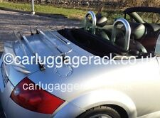 Audi Tt Roadster equipaje Arranque Rack-Acero Inoxidable Rack