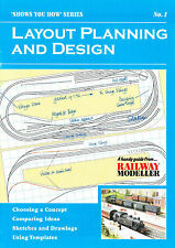 Peco SYH 1 The Railway Modeller Book - Layout Planning & Design New 8 page Book