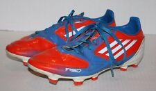 Adidas F-50 Traxion Men's Orange & Soccer Cleats Size 6 - FREE Shipping!!