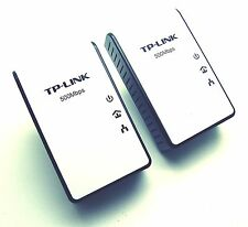 TP-LINK TL-PA411KIT Mini Powerline Adapter 500 Mbps TL-PA411 2er schwarz