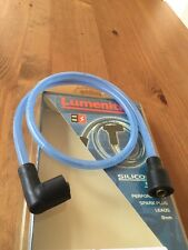 30BC8 Lumenition Silicone Blue Ignition Coil Leads 30""