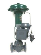 NEW FISHER CONTROL VALVE, ACTUATOR: 667, BODY: ES