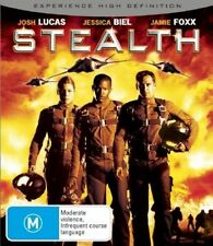 Stealth - Josh Lucas Jessica Biel Used But Looks As New Aus Blu-ray Low P&H