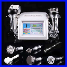 8 in 1 Cavitation Vacuum Anti-aging Multipolar Tripolar RF BIO Cold Hammmer Slim