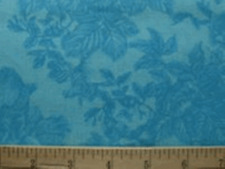 Blue Atoll Wide Backing Fabric Wide Quilt Backing 108 in Wide 100% cotton SBY
