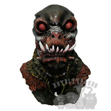 Latex Halloween Mutant Warrior Creature Mask Props Fancy Costumes Dress Up