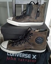 NEW CONVERSE BY JOHN VARVATOS CHUCK TAYLOR ALL STAR MULTI LACE ZIP HI  MENS 9