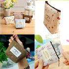 Women Ladies Small Bag Handbag Canvas Purse Zip Wallet Coin Key Holder Case New