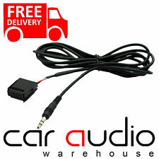 FORD Transit 2006 - 2012 6000 CD Car MP3 iPod iPhone Aux In Input Cable Adaptor