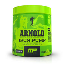 Arnold Schwarzenegger Series Iron Pump Watermelon (30 Servings)(Best By 01/2016)