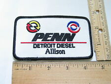 Penn Detroit Diesel Allison Patch  Badge (#1159)