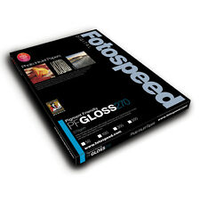 Fotospeed Pigment Friendly 270gsm Gloss Photo Paper. A3 - 50 Sheets. Pro Inkjet.