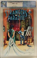 Strangers in Paradise #1 9.6 PGX NM+ Terry Moore Abstract Studios not cgc