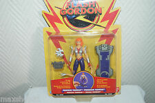 FIGURINE FLASH GORDON PRINCESSE THUNDAR 1996 PLAYMATES BANDAI ACTION FIGURE NEUF