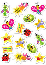Bugs Insect Teacher Reward Stickers - Bees, Ladybirds, Ants - CTP4132