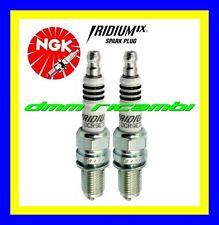 2 Candele originali NGK Iridium DCR9EIX DUCATI MONSTER S4 916 S4R 996 01 05