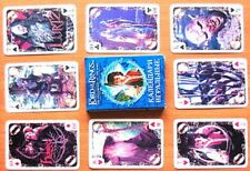 PLAYING CARDS LORD of the RINGS 36 CARDS RARE! NR
