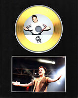 Olly Murs Gold Disc Display